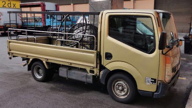 2008 Nissan Cabstar (diesel) (9/2023)