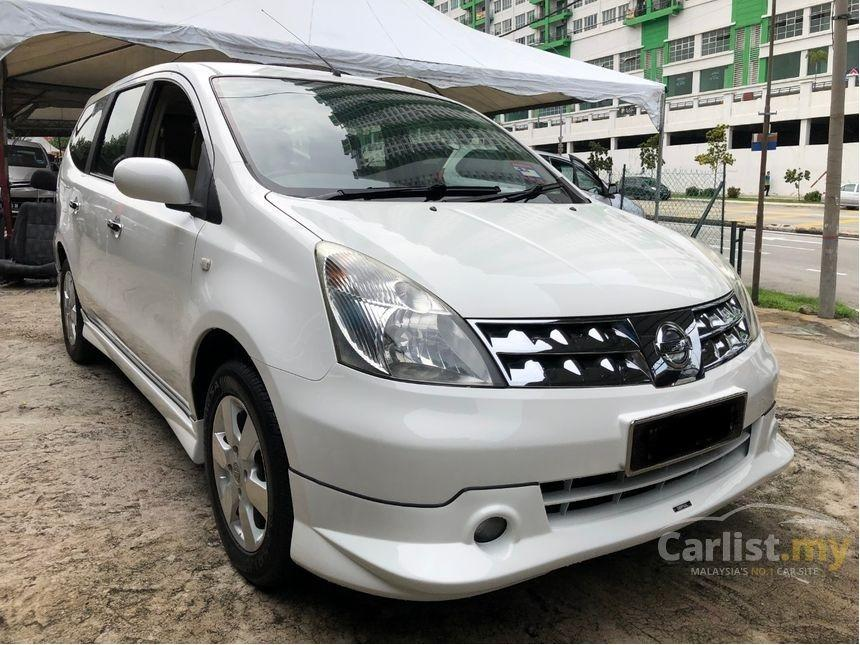 2011 Nissan Grand Livina 1.8 (A) Impul Bodykit Leather Seat DVD Reverse Camera   http://wasap.my/601110315793/Livina1.82011