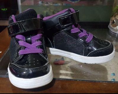 Sepatu anak boot / cewk / cowk Toe Zone asli