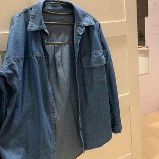 牛仔襯衫/外套