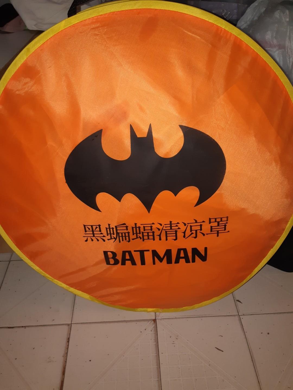 蝙蝠俠款車頂 防水防曬 冚罩 合5人車用 bmw benz