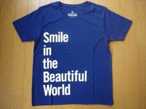 嵐 Arashi beautiful world BW t-shirt T裇 concert t  goods