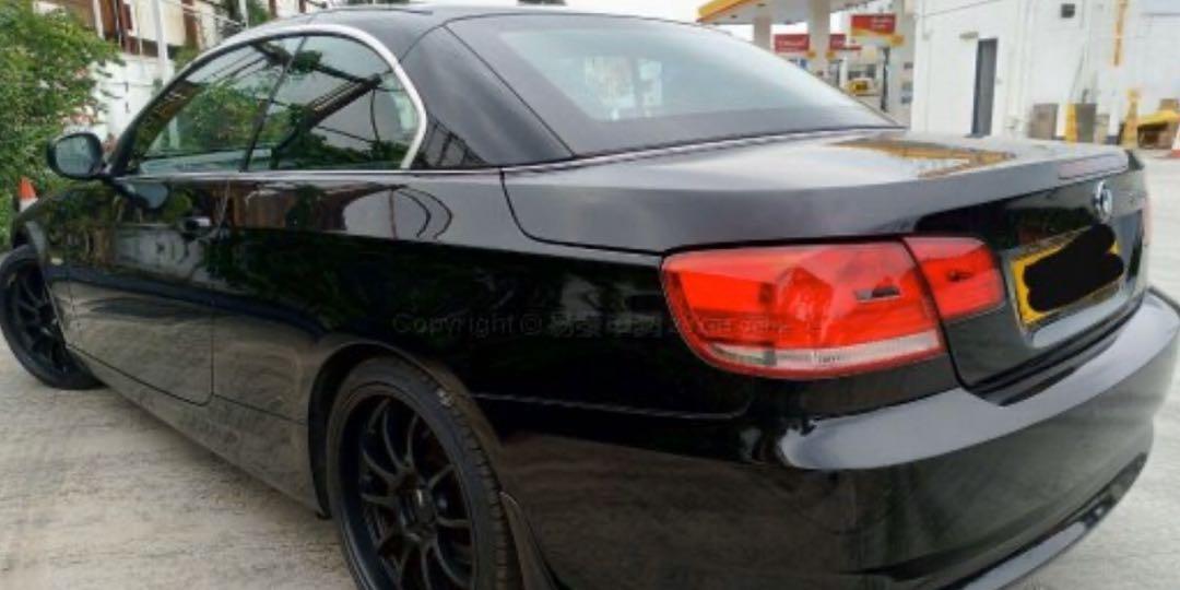 BMW 325CI CONV