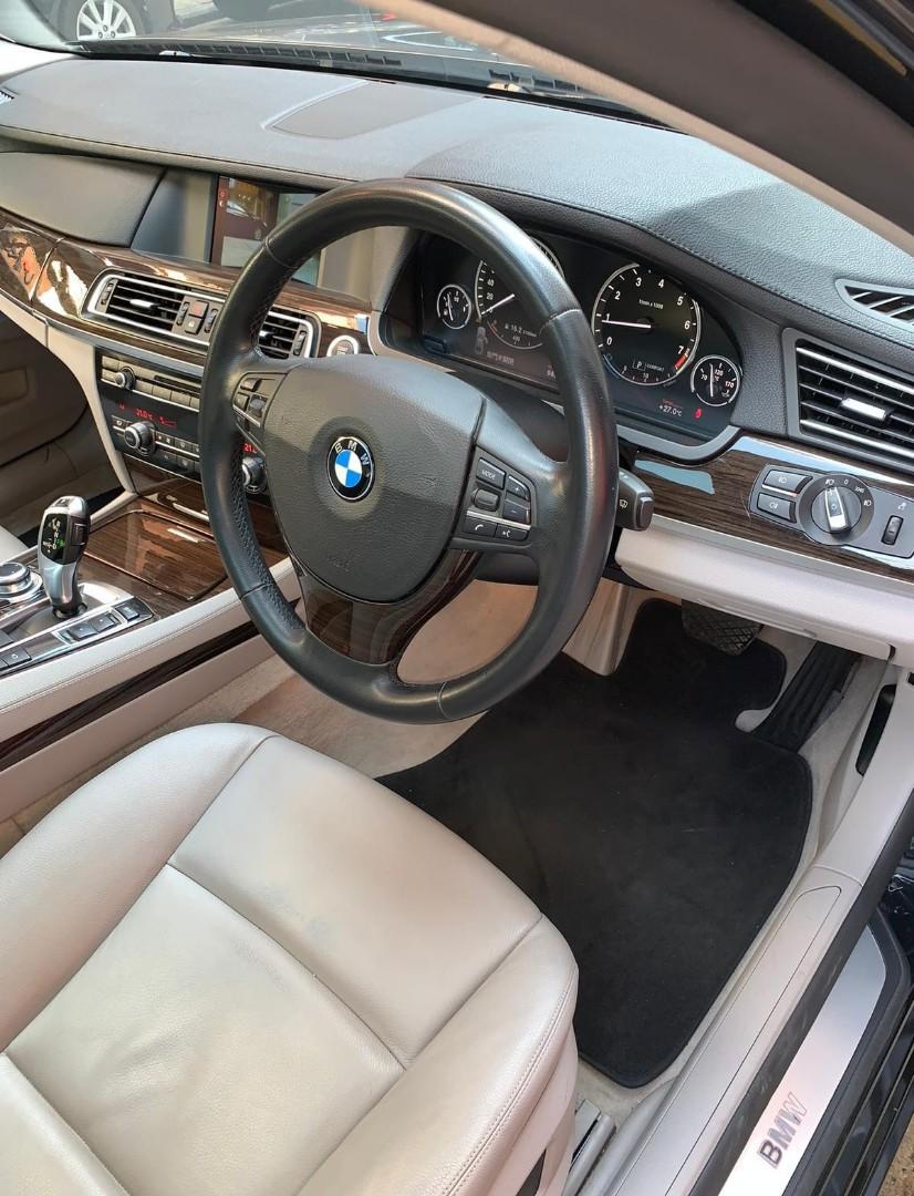 BMW 740iaL Vantage 2010