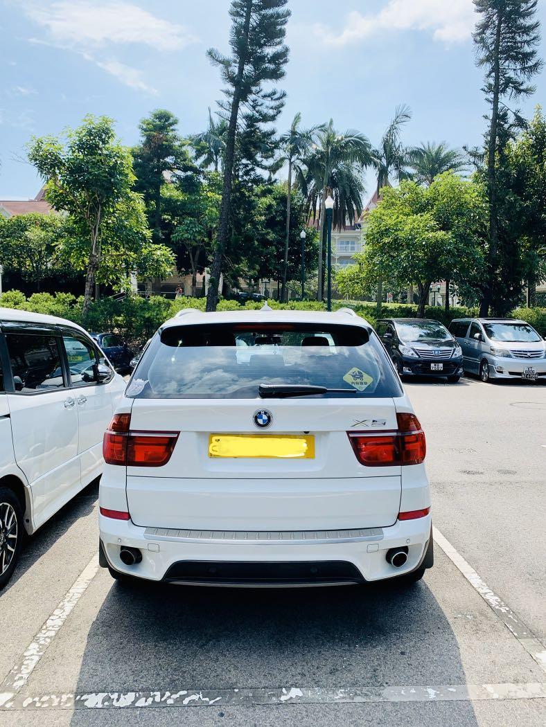 BMW X5 Xdrive 35i 3.0 2011