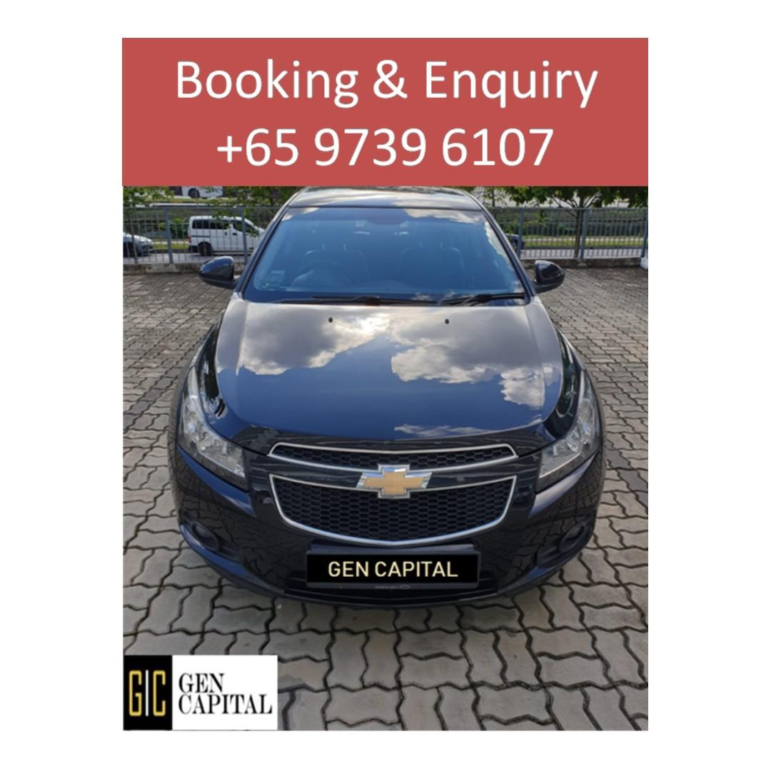 Chevrolet Cruze - Cheapest rates, full support! Anytime ! Any day! Your Decision!!