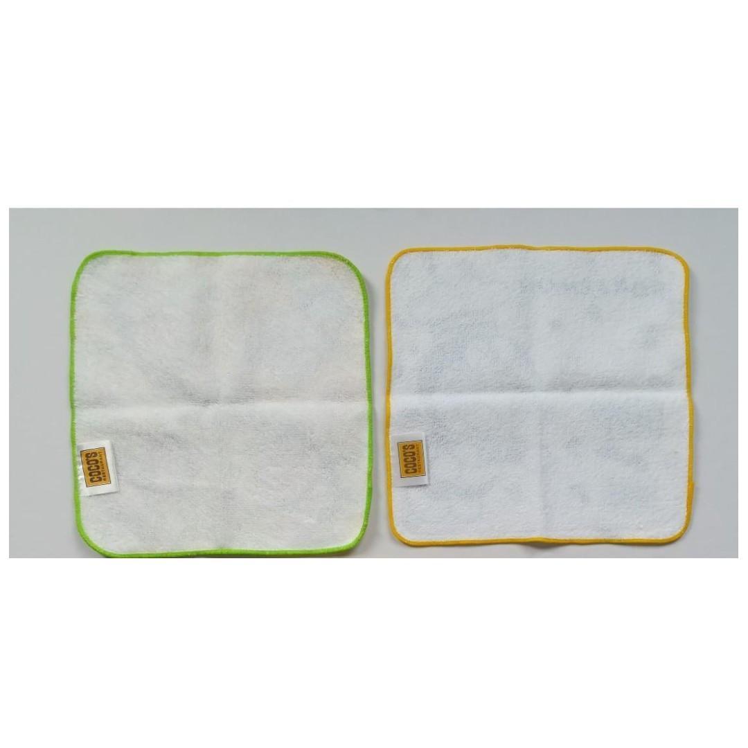 Doraemon x Coco's Restaurant - Hand Towel / Mini Towel