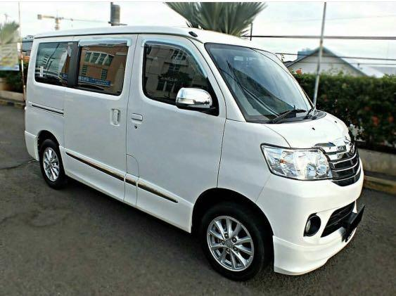 DP MURAH Daihatsu Luxio mulai 14 jutaan. Daihastu Pamulang