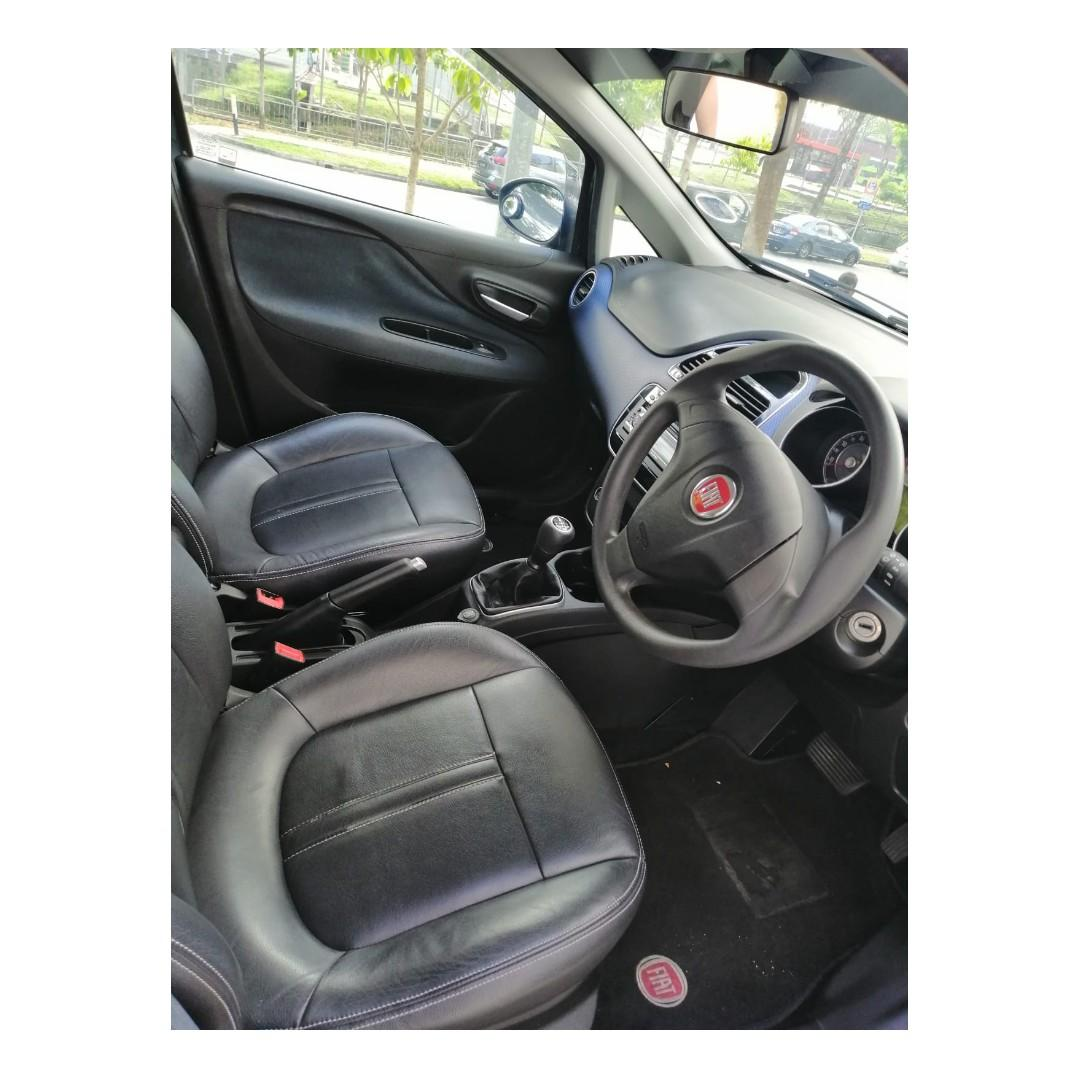 Fiat Punto Evo - Cheapest rates, full support! Anytime ! Any day! Your Decision!!