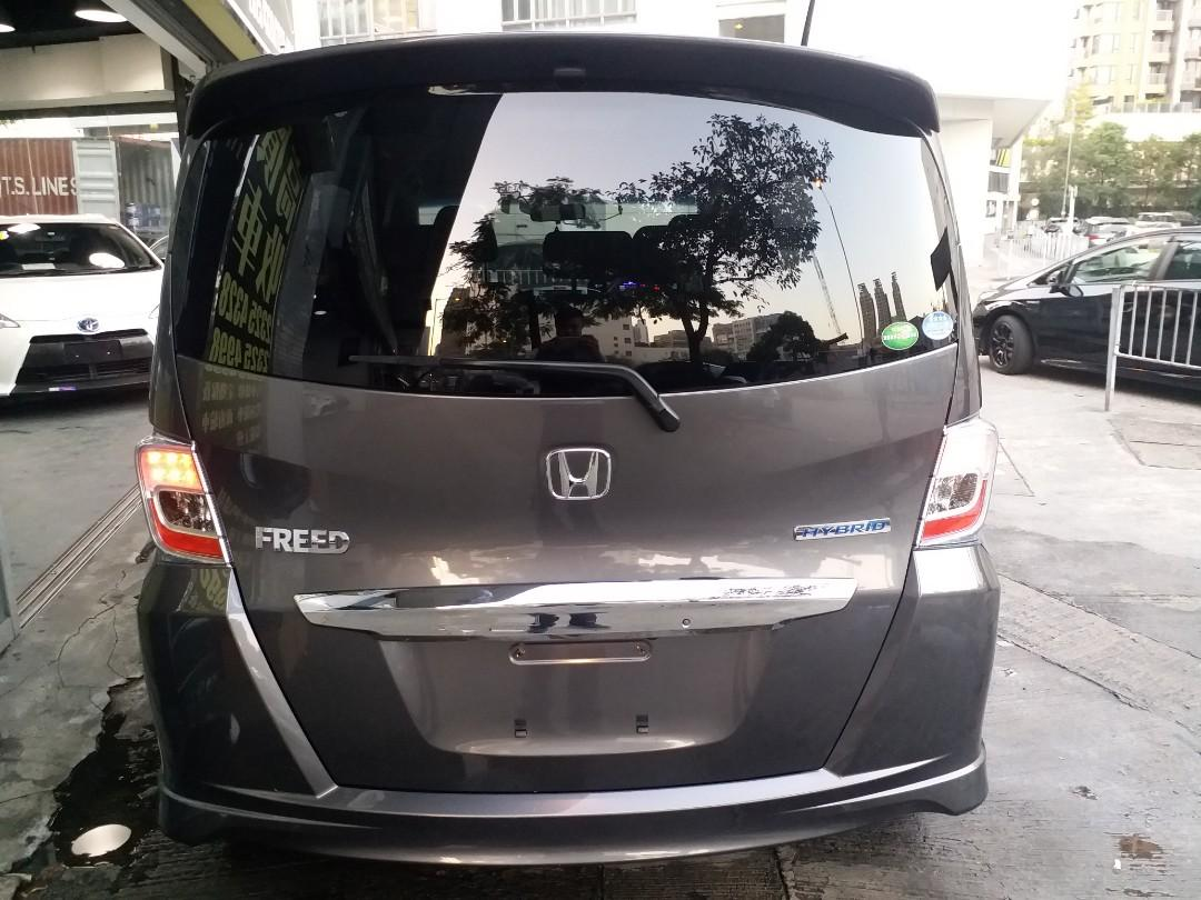 HONDA FREED Hybrid 1.5 2013