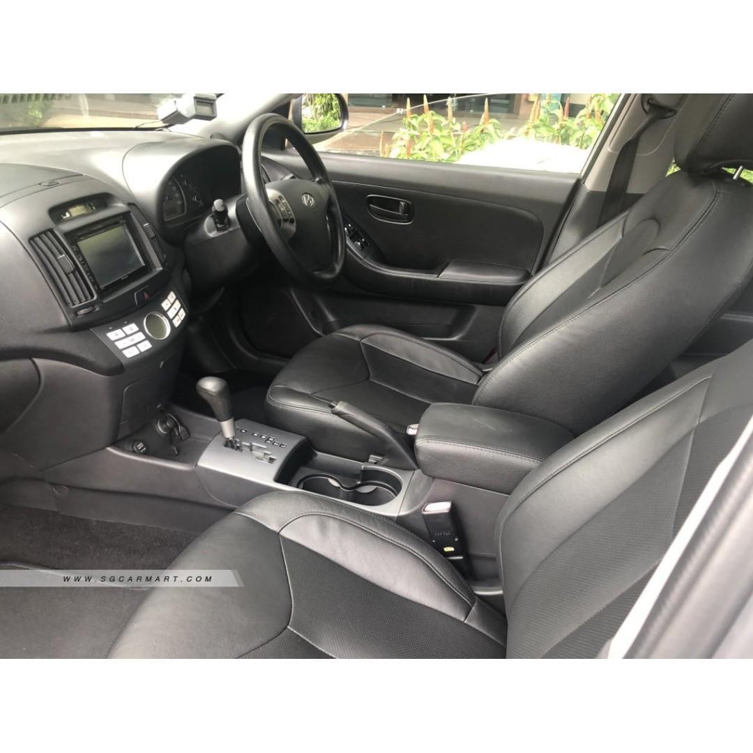 Hyundai Avante 1.6 GLS SR S Auto