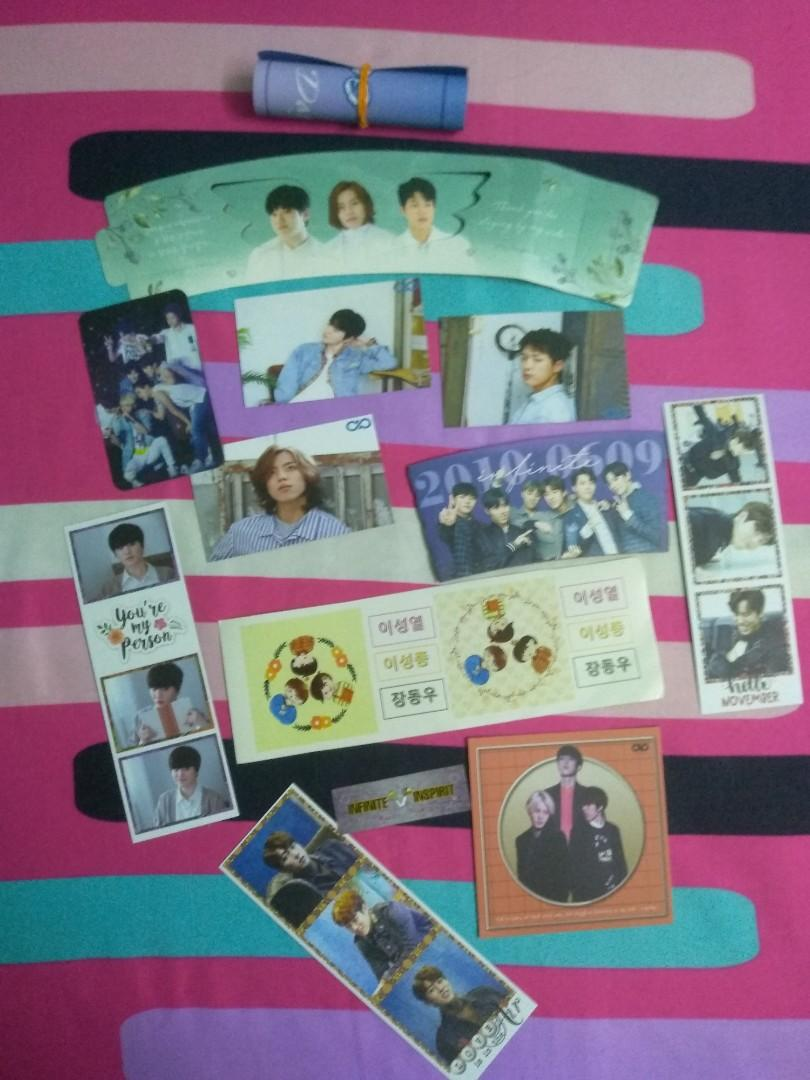 Infinite cup sleeve event item (FREE; pay for postage only)