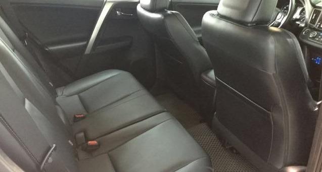 Jc car Toyota RAV4 2016年 2.0L 小改款豪華版 影音滿配 一手原漆原鈑件 低里程車庫車 熱門優質休旅