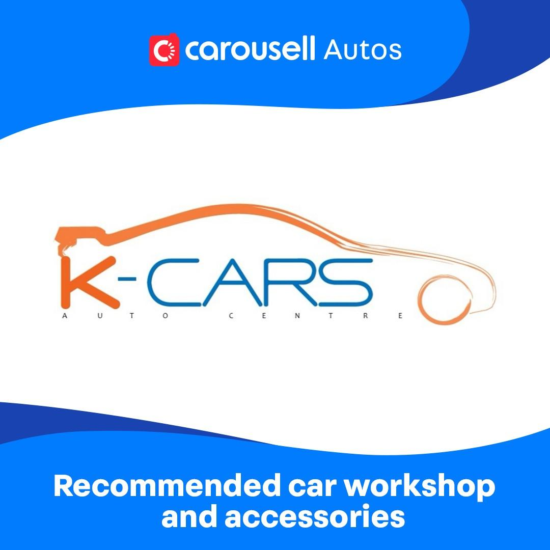 K-Cars Auto Centre - Recommended car workshop and accessories
