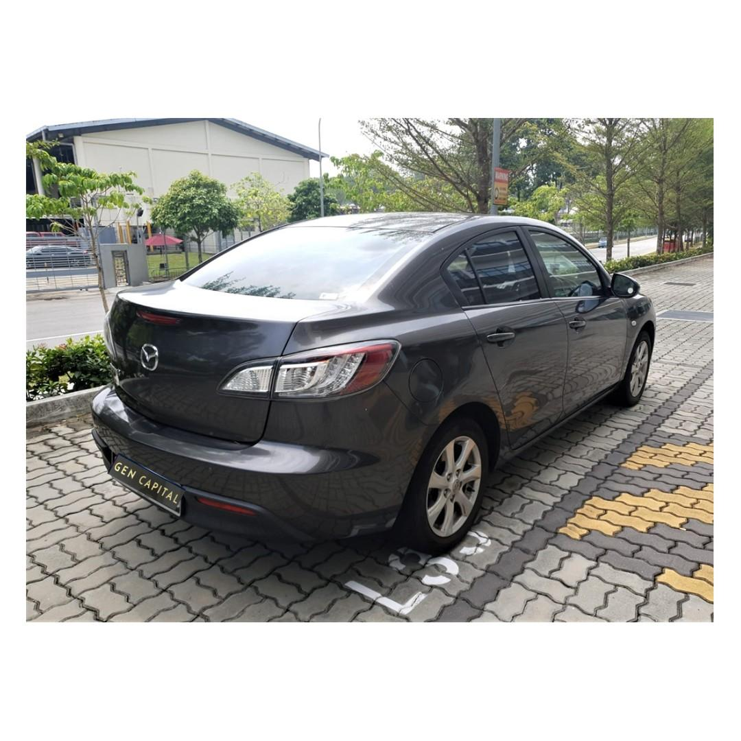 Mazda 3 - Cheapest rates, full support! Anytime ! Any day! Your Decision!!