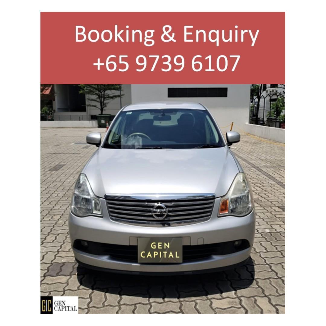 Nissan Sylphy - Cheapest rates, full support! Anytime ! Any day! Your Decision!!