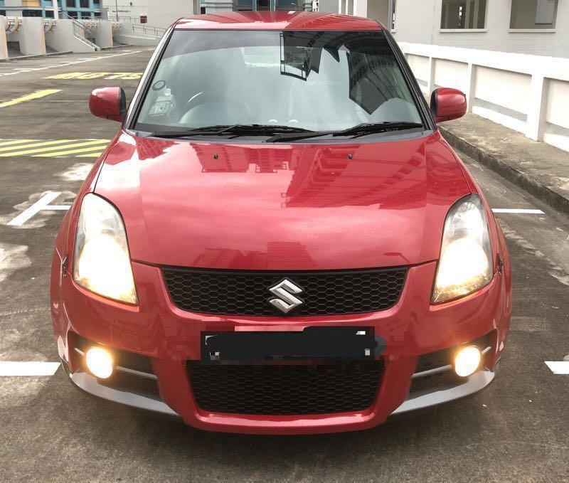 Suzuki Swift Sport 1.6 VVT 6 Speed MT Manual