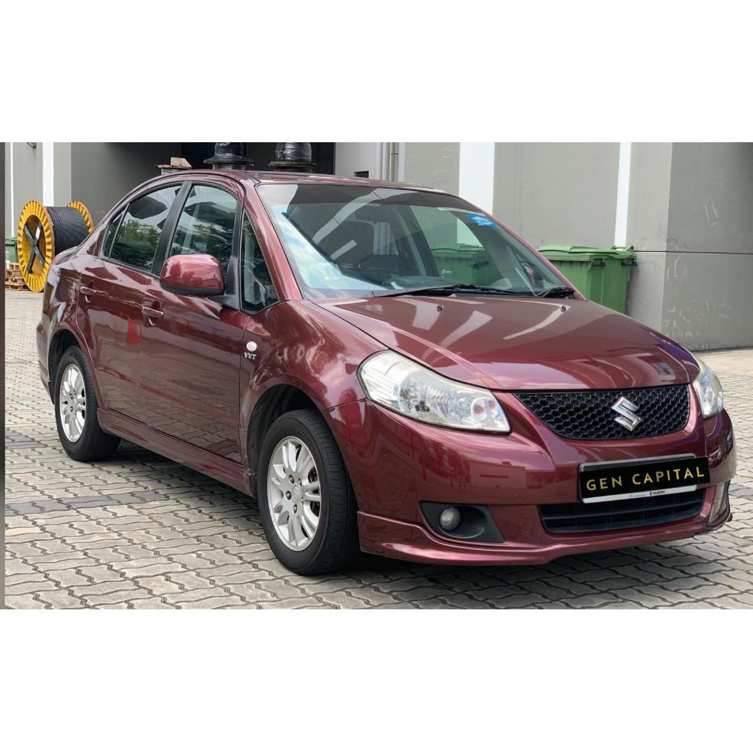 Suzuki SX4 - Cheapest rates, full support! Anytime ! Any day! Your Decision!!