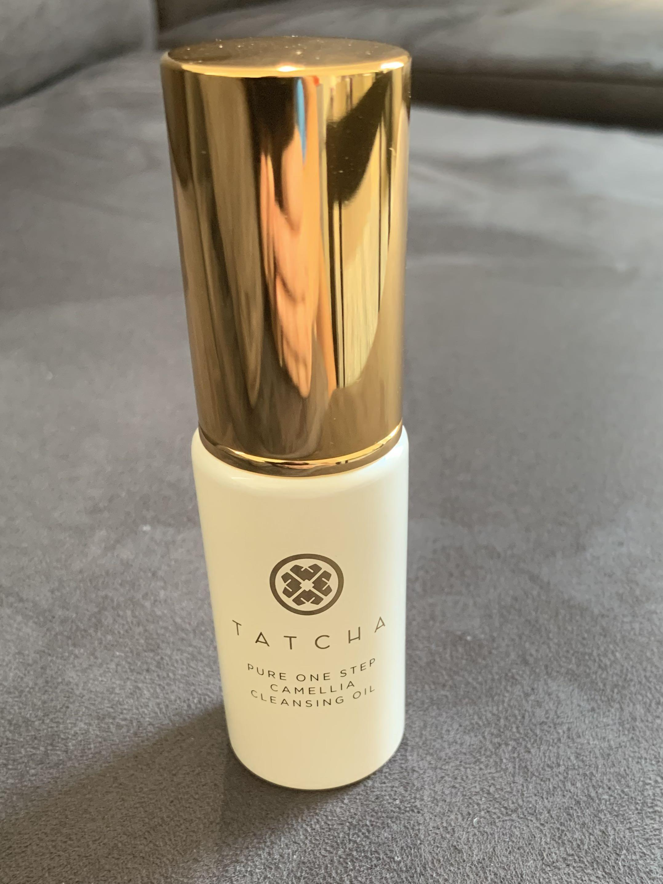 Tatcha one step camellia cleansing oil 25ml travel size