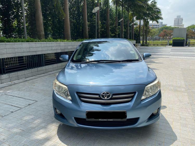 Toyota Corolla Altis Elegance 1.6 Auto