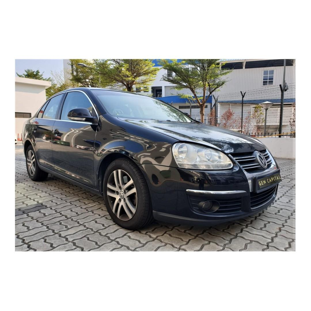 Volkswagen Jetta - Cheapest rates, full support! Anytime ! Any day! Your Decision!!