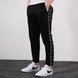 NIKE 新款 串標 縮口運動褲 全新 S號