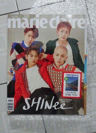 SHINee Cover Marie Claire Korea