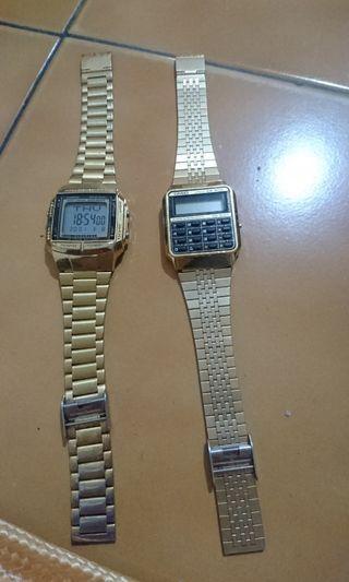 早期卡西歐手錶(二支一起賣)