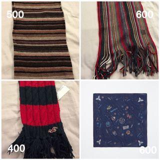 圍巾熱賣中 🧣