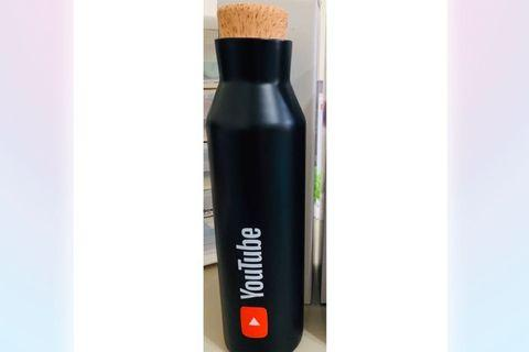 YouTube 保溫水瓶