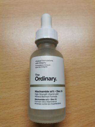 Ordinary 煙醯胺 美白精華