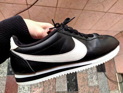 正品 Nike 耐吉 阿甘鞋 運動鞋 皮革鞋面
