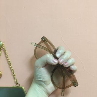 [出清2019] 復古 太陽 眼鏡 墨鏡 法式
