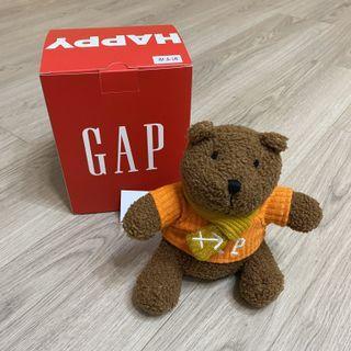 Gap射手座熊娃娃