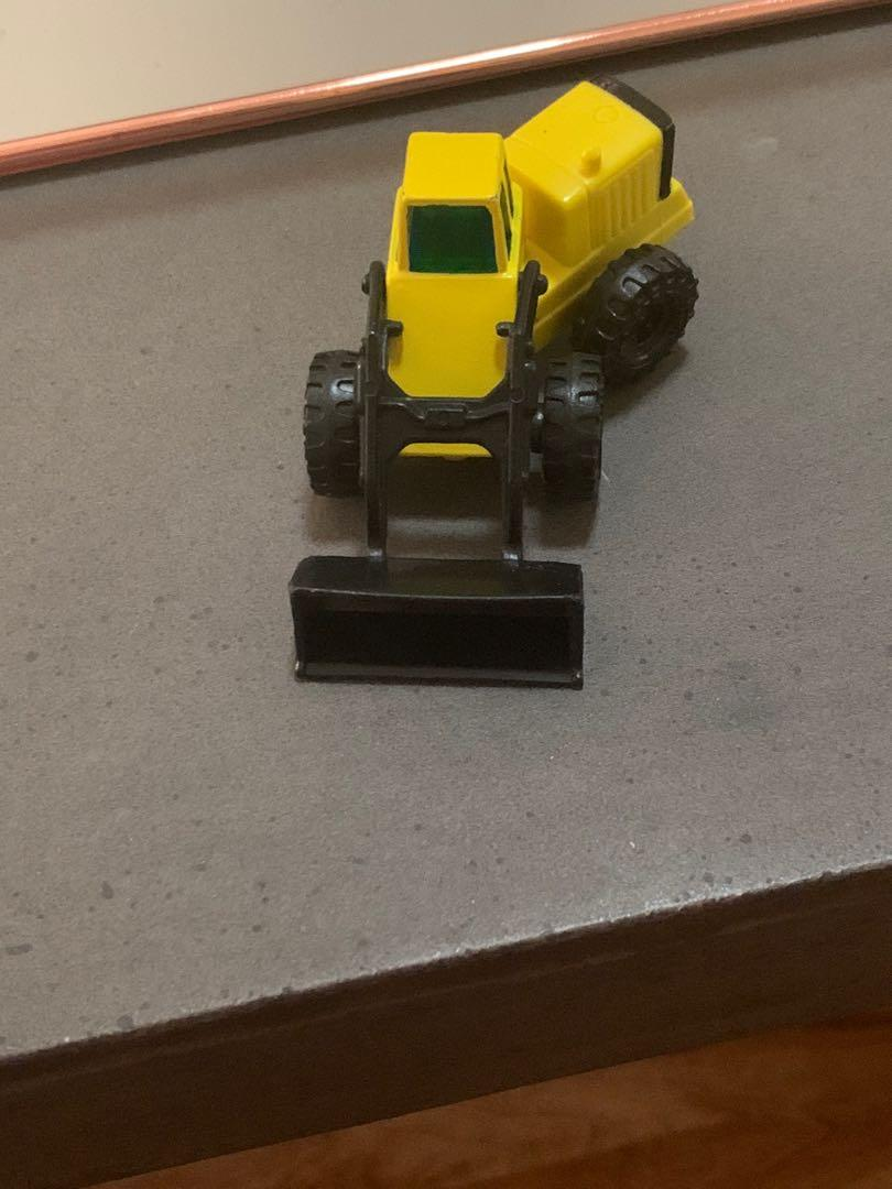 1992 Tonka Top End Loader and 1988 Imperial Mini Motor Machines