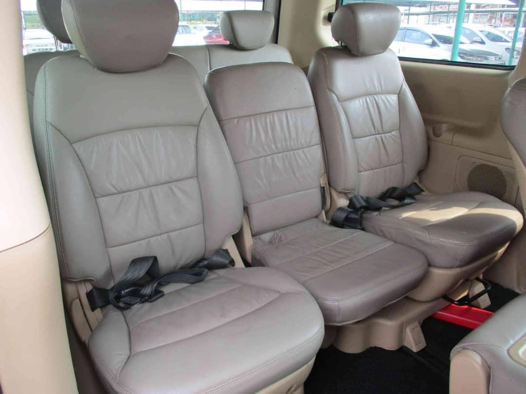 2011TH🚘HYUNDAI STAREX 2.5AT CRdi TURBO ROYAL JB Plate🎉Cash💰OfferPrice💲Rm49,800 Only‼LowestPrice InJB‼ Interested Call📲KeongFor More🤗   ❌No Company Transport Car❌