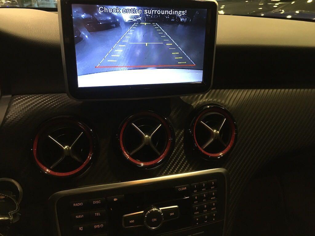 2014 M-Benz A-Class A250 Sport 一手總代理·漂亮車無事故··