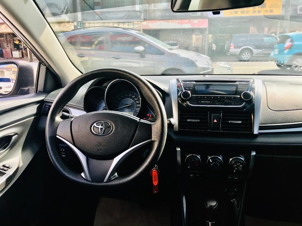2015 Toyota VIOS 1.5  經典不敗 國民神級小車 🤗