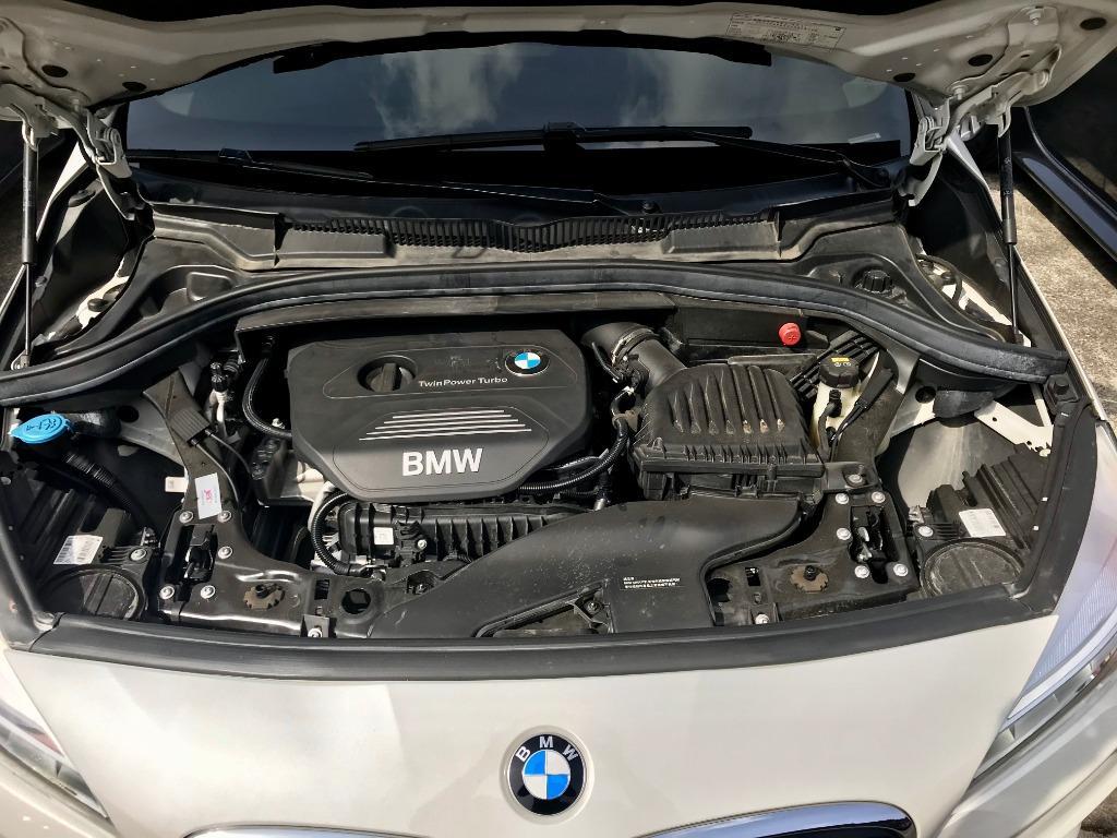 2016 BMW 218i   原廠保固17年領牌 👈👈👈