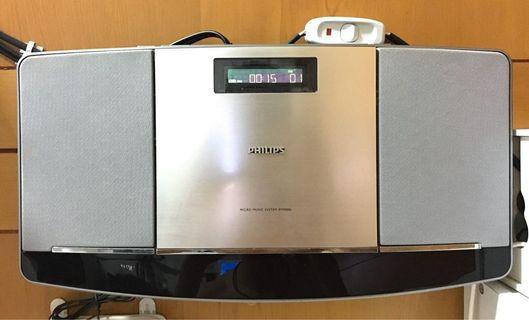 PHILIPS飛利浦 薄型無線藍芽音響 (BTM2056)