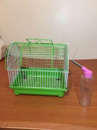 鼠籠 鼠皿 飲水器