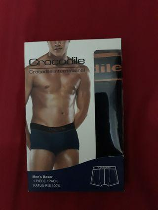 Men's underwear Boxer Crocodile 1pcs