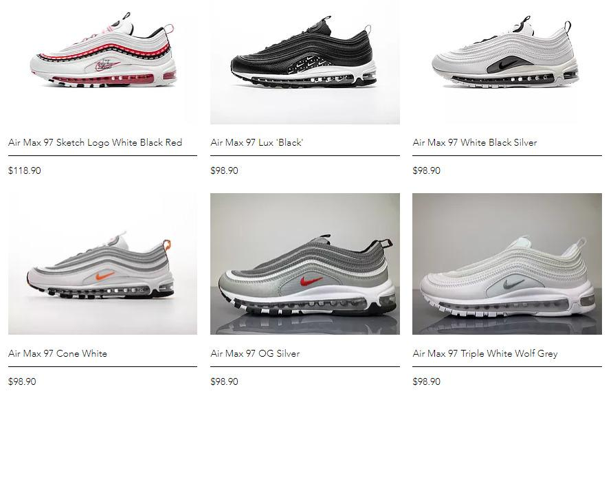 Air Max 97 Men S Fashion Footwear Others On Carousell