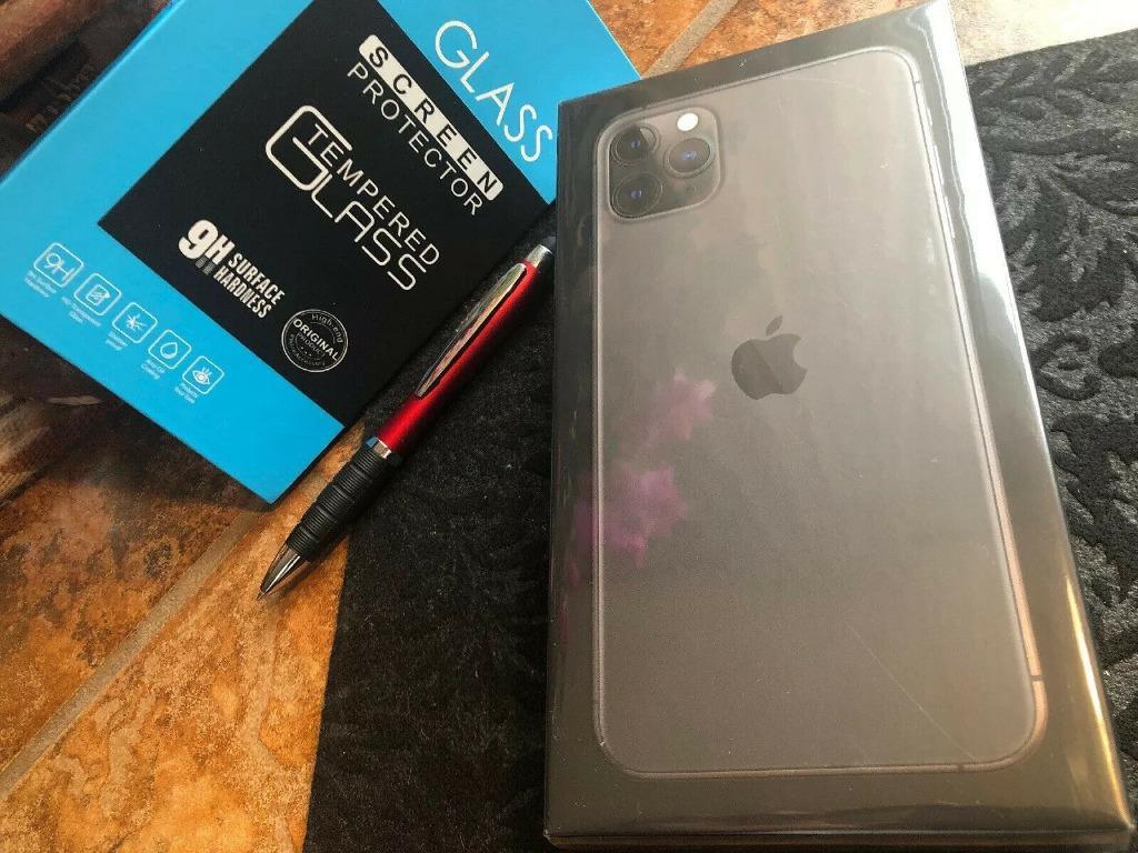 Apple iPhone 11 Pro Max - 64GB - Midnight Green (Unlocked)