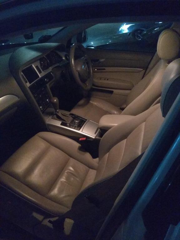 Audi A6. $70 per day. $490 per week