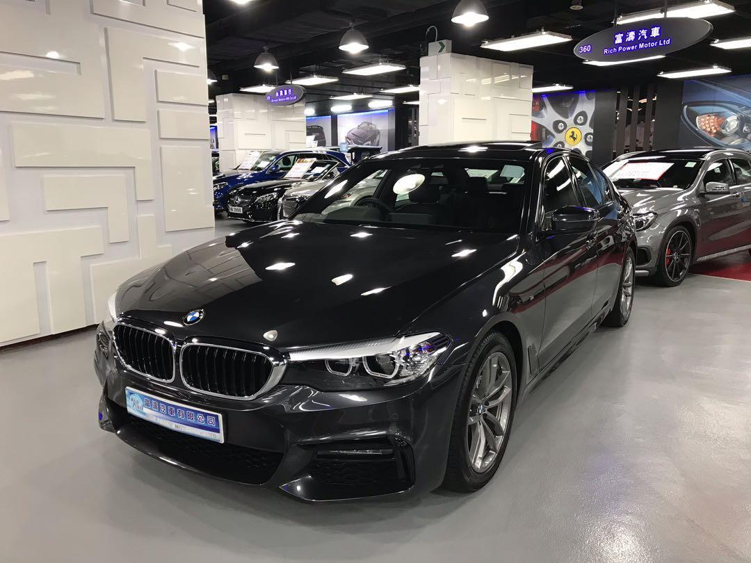 BMW 520IA M SPORT EDITION 2019