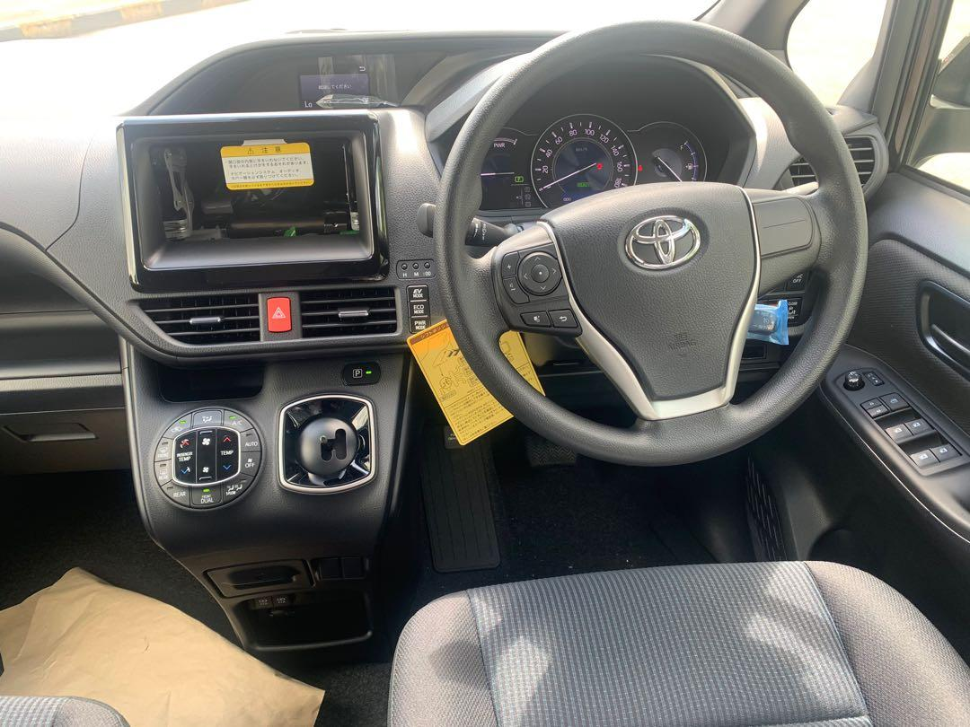 LEASE TO OWN  Brand New - TOYOTA NOAH