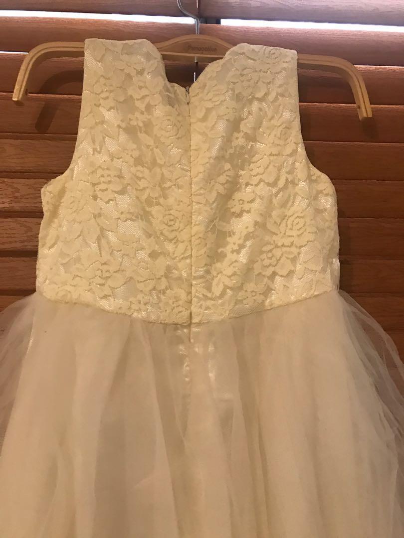 Brand new goosebumps flower girls dress size 8 $129