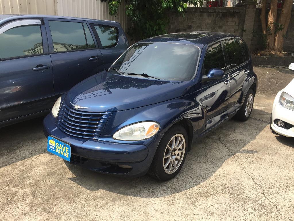 Chrysler PT Cruiser 2.4 2002