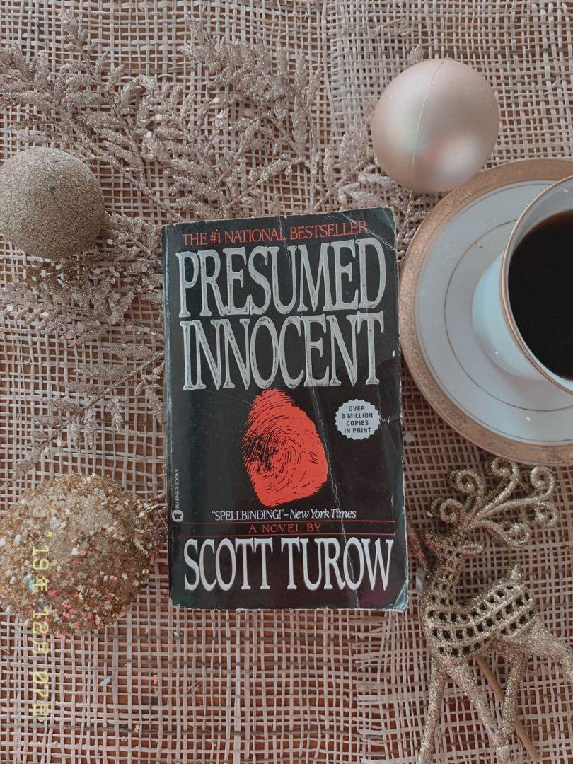 Crime and Suspense: All That Remains by Patricia Cornwell, Presumed Innocent by Scott Turow, The Sands of Time by Sydney Sheldon, The Client by John Grisham